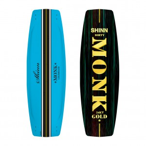 Shinn Monk Gold